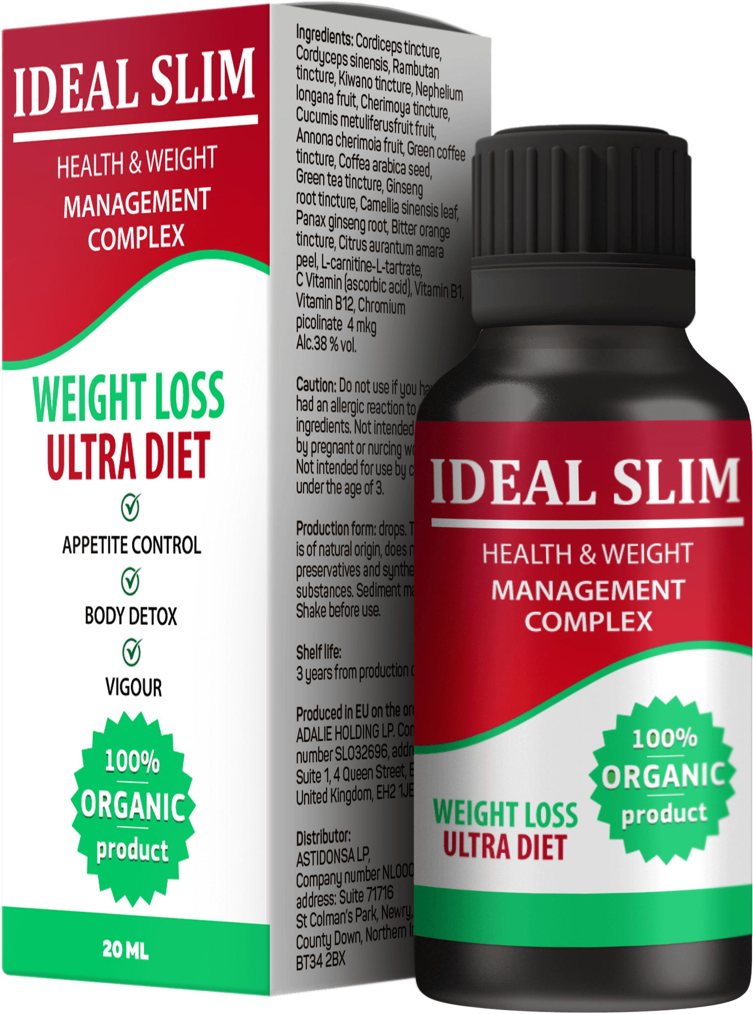 Ideal Slim picaturi – comentarii negative, opinii, pret, site-ul oficial